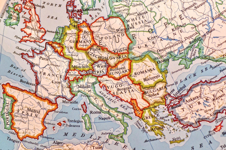 Politique numérique européenne